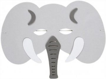 Childs Elephant Mask